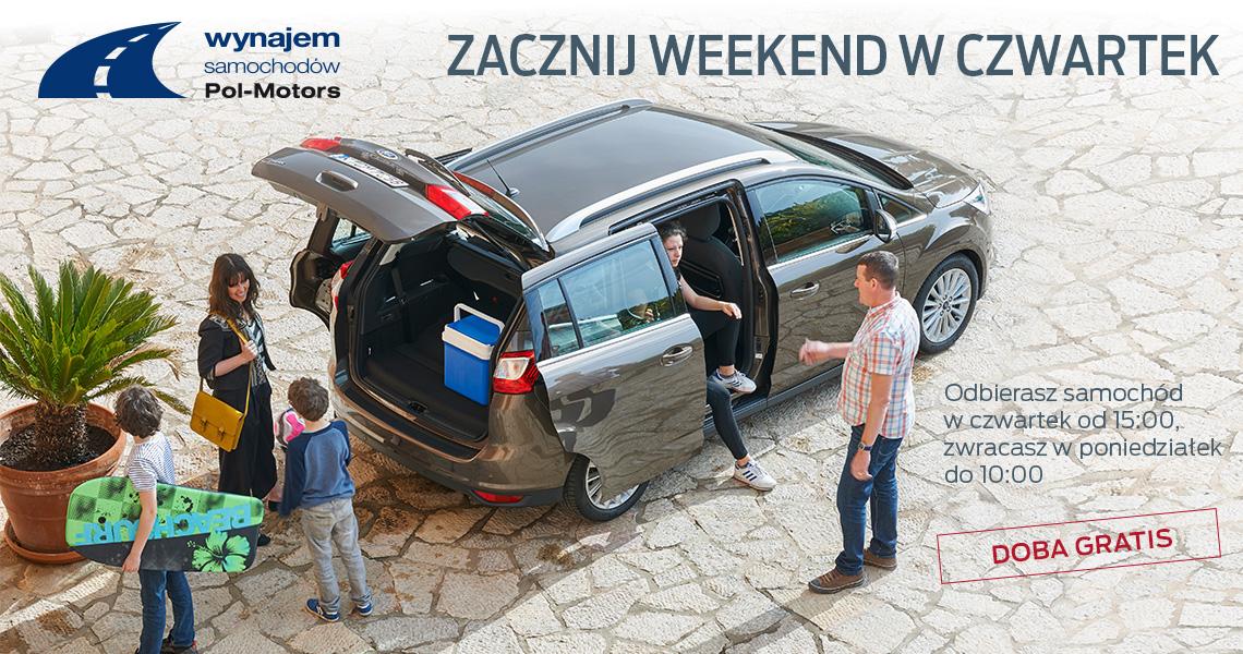 (Polski) Zacznij weekend w czwartek!